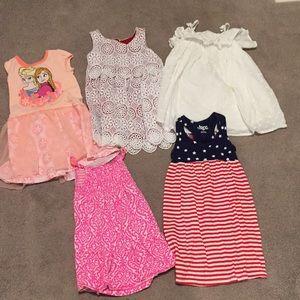 Girls Assorted 2T Dresses